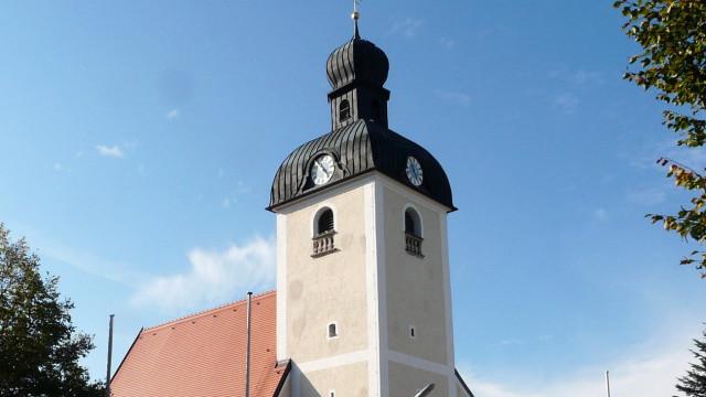 Kirche in Egmating